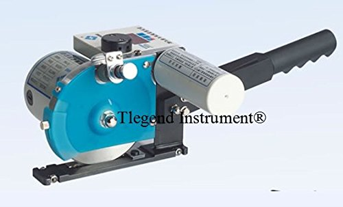 Tlegend Instrument®Circular knife cutting machine YJ-D108 110V by Newtry