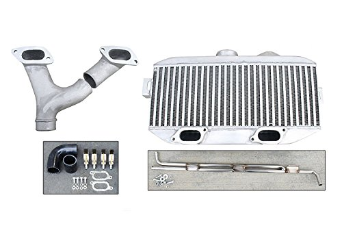2002-2007 Subaru Impreza WRX/STi Upgrade Top Mount Intercooler+Y-Pipe Kit TMIC GD