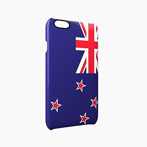 Flag of New Zealand Glossy Hard Snap-On Protective iPhone 6 Plus + / 6S Plus + Case Cover