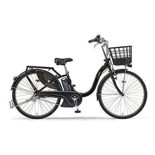 ヤマハ パス YAMAHA 電動 自転車 PAS With 26 ダークメタリックブラウン PA26W ダークMブラウン B07KTN7MJ9