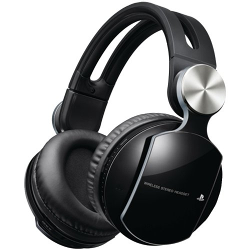 Pulse Elite Edition Wireless Stereo Headset (Boss Wireless Headphones With Mic)