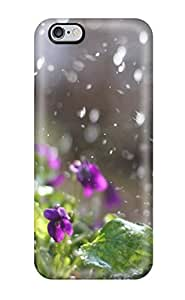 Awesome Design Abstract 3d Prince Purple Rain Logo Hard Case Cover For Iphone 6 Plus