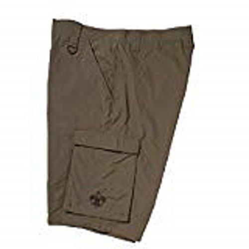 Scout Uniform Shorts (Boy Scout Youth Nylon Supplex Uniform Shorts (Medium))
