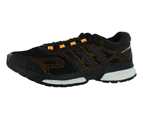 Adidas Performance Mænds Reaktion Boost Løbesko Sort / Sort / Hvid sB2rTM