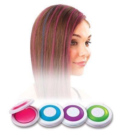 Buy Cpixen Hot Huez Temporary Hair Colour Chalk With Colors - Hair colour chalk