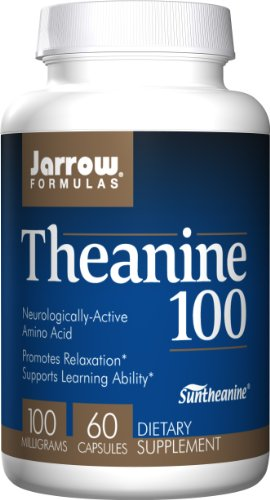 Jarrow Formulas Theanine Promotes Relaxation