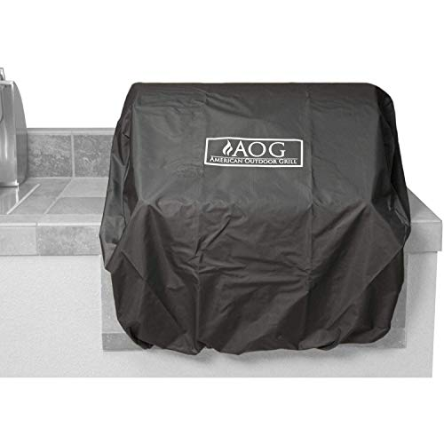 AOG American Outdoor Grill Cover for 24-Inch Built-in Gas Grills - CB24-D