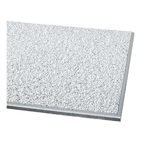 ARMSTRONG 737 Ceiling Tile,24 x 24 In,5/8 In,PK 16