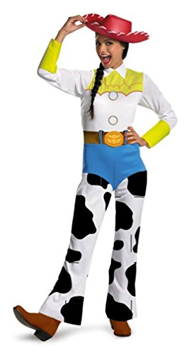 Adult Toy Story Jessie Costumes (Jessie Adult Costume - Small)