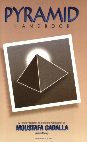 Pyramid Handbook (Egyptology Handbook)