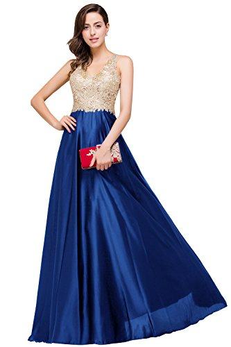 vestidos royal blue - 7