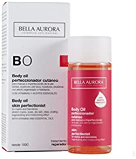 Bella Aurora Body Oil Aceite Cutáneo Facial Mujer Anti-Imperfecciones Tratamiento de Belleza Reparador de