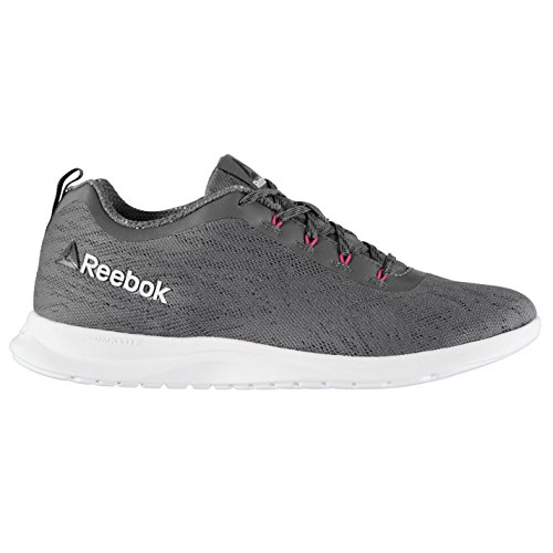 Sneakers Chaussures femme Divine Sports PNK Officiel blanc Walk Baskets pour Reebok Baskets Gris fwnxOFq7x