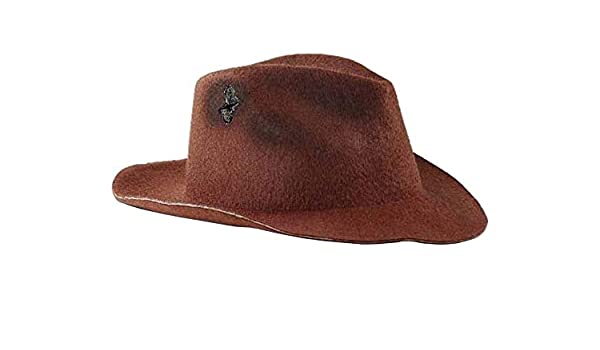 Rubies Freddy Krueger niño tamaño Fedora sombrero disfraz ...