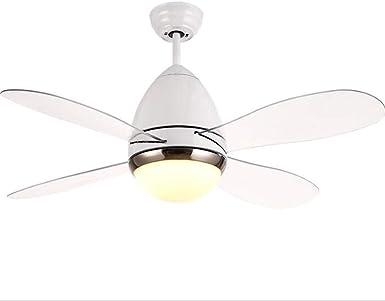 Ventilador de techo Ventiladores de techo modernas de luz con ...