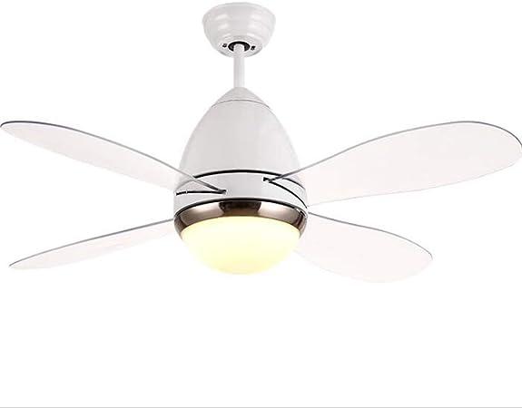Luz del ventilador Ventiladores de techo modernas de luz con ...