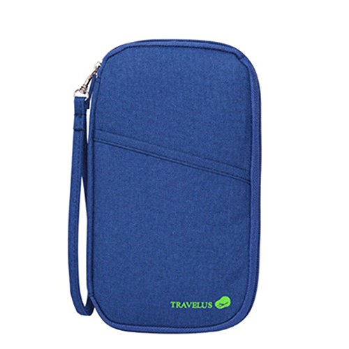 ZOONAI Waterproof Hands Strap Travel Clutch