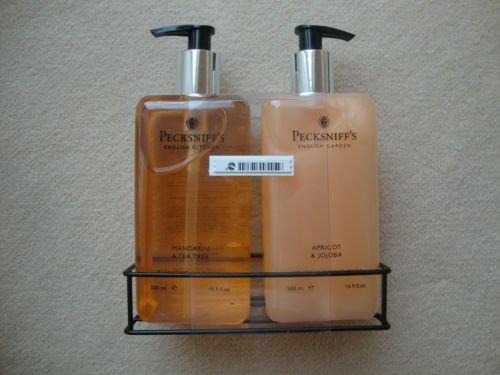 (Pecksniff's English Garden Apricot & Jojoba Nourishing Hand Wash & Body Lotion Set 10.1 oz)