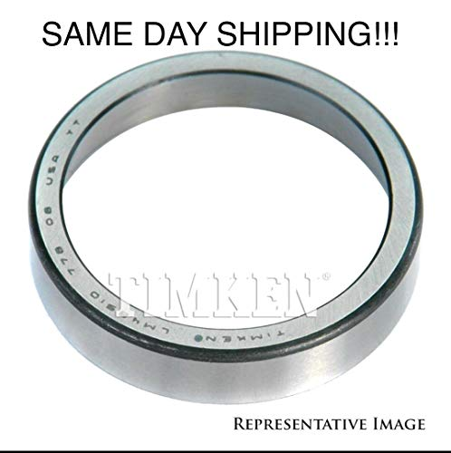 Timken Differential Bearing Race Front or Rear Driver Left Side New for 25523