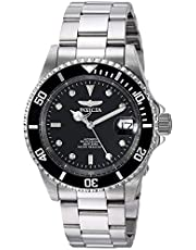 Invicta Men's Pro Diver 40mm Stainless Steel Automatic Watch, Silver (Model: 8926OB)