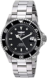 Invicta Men's 8926OB Pro Diver Stainless Steel Automatic Watch with Link Brac