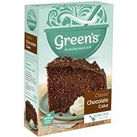 Greens Traditional Chocolate Cake Mix 440 g, 440 g