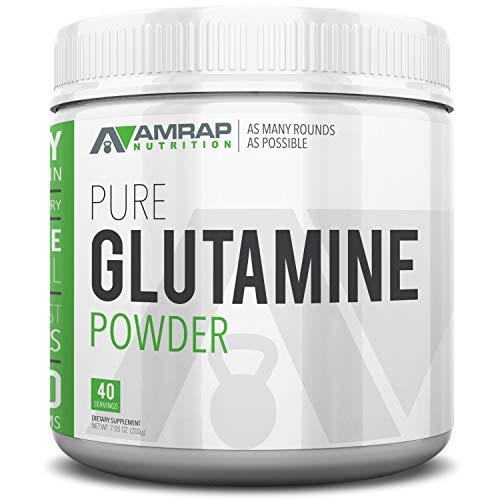 AMRAP Nutrition L-Glutamine Powder