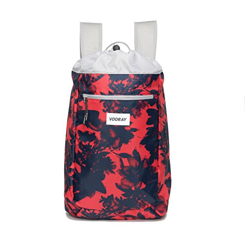 vooray-stride-drawstring-cinch-backpack-ghost-floral-red