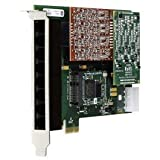 Digium 1A8B02F 8 PORT PCI-EXPRESS X1 CARD WITH 8 TRUNK