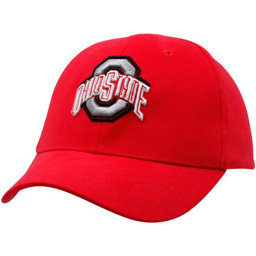 Nike Ohio State Buckeyes Preschool Scarlet Swoosh Flex -