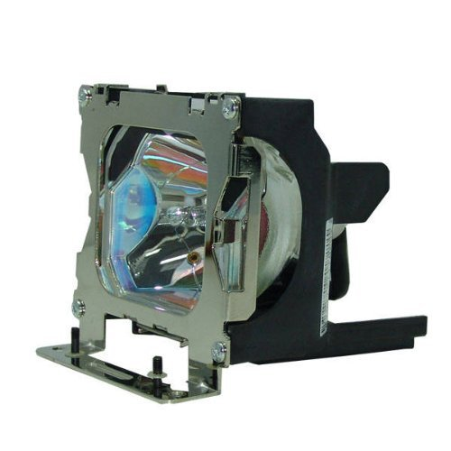 GloWatt DT00231 Projector Replacement Lamp With Housing for Hitachi Projectors ()