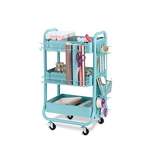 Gramercy Cart by Recollections, Teal by Recollections (Image #5)