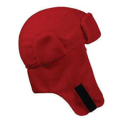 Swany 1020TB Boys' Toddler Fleece Hat Color: Red by Swany