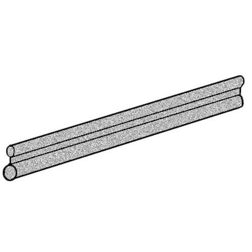 garland-garland-g03269-2-door-seal-gasket-29-5-8-l-gray-fiberglass-cloth-for-oven-321651
