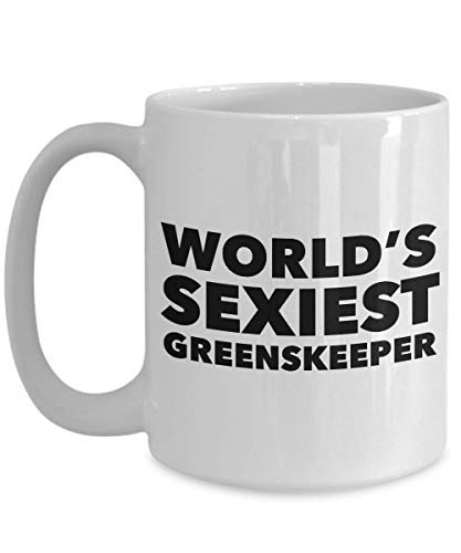 Greenskeeper Mug Greenskeepers Golf Coffee Cup