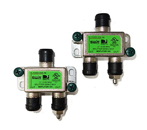 Band 2 Way Splitter - 5