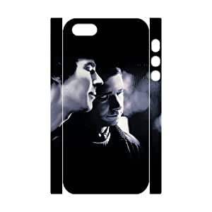 C-EUR Cell phone Protection Cover 3D Case Sherlock For Iphone 5,5S