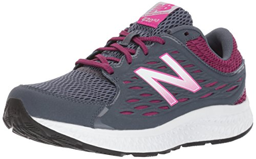 New Balance Women's Pdf Fitness Shoes Multicolour (Thunder/Mulberry) lXT1btwXW