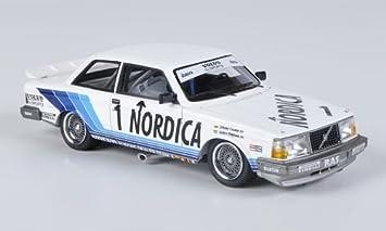 Volvo 240 turbo Gr.A, No.1, Nordica, RAS deportes,