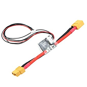 SunRobotics APM Power Module(5 3V/3A) with XT60 Connector Best for  ARDUPILOT Pixhawk PX4 Naze32 Controller (SYN-383200)