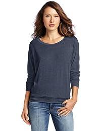 Women's Slouchy Pullover Sweatshirt