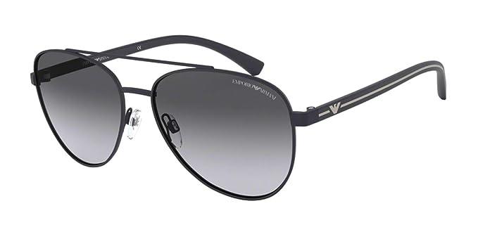 Amazon.com: Emporio Armani EA2079 30928G - Gafas de sol ...