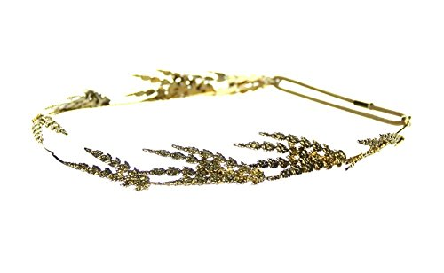 Jennifer Behr x J Crew Laurel Leaf Gold Headband Headpiece Bridal New by Jennifer Behr for J Crew
