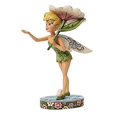 Jim Shore for Enesco Disney Traditions Tinker Bell Spring Figurine, 7.17
