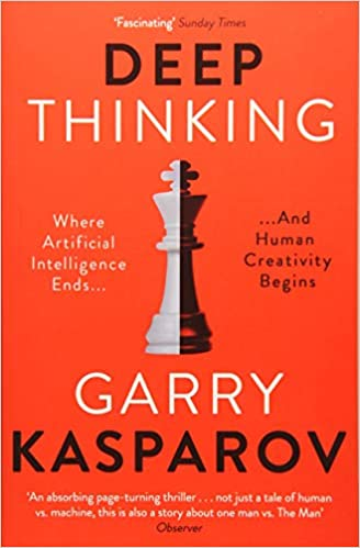 Deep Thinking: Where Machine Intelligence Ends and Human ...