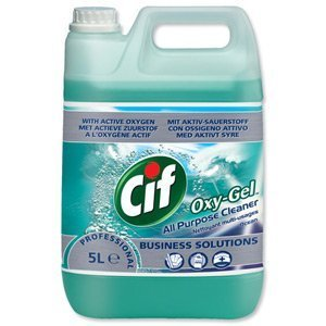 cif-professional-oxygel-all-purpose-cleaner-professional-active-oxygen-ocean-5-litre-ref-7510015-by-