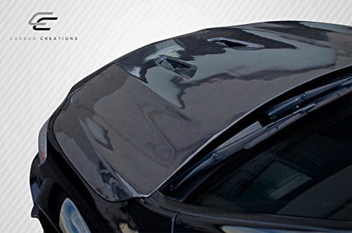 Carbon Creations Replacement for 2014-2016 Mercedes CLA Class Black Series Look Hood - 1 Piece by Carbon Creations (Image #2)