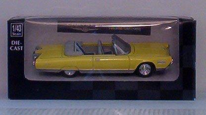 Amazon Com Chrysler Turbine Car 1964 Diecast Scale 1 43 Toys Games