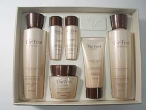 Korean Cosmetics_Welcos The First Green Tea Moisture Hyo 3pc Gift Set