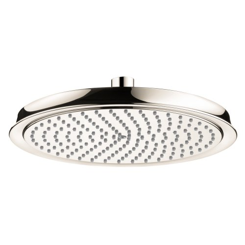 - Hansgrohe 28427831 Raindance C 240 1 Jet Showerhead, Polished Nickel